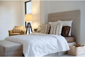 Capturing that luxury hotel suite feeling
