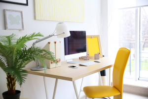 Style for success: Home office essentials