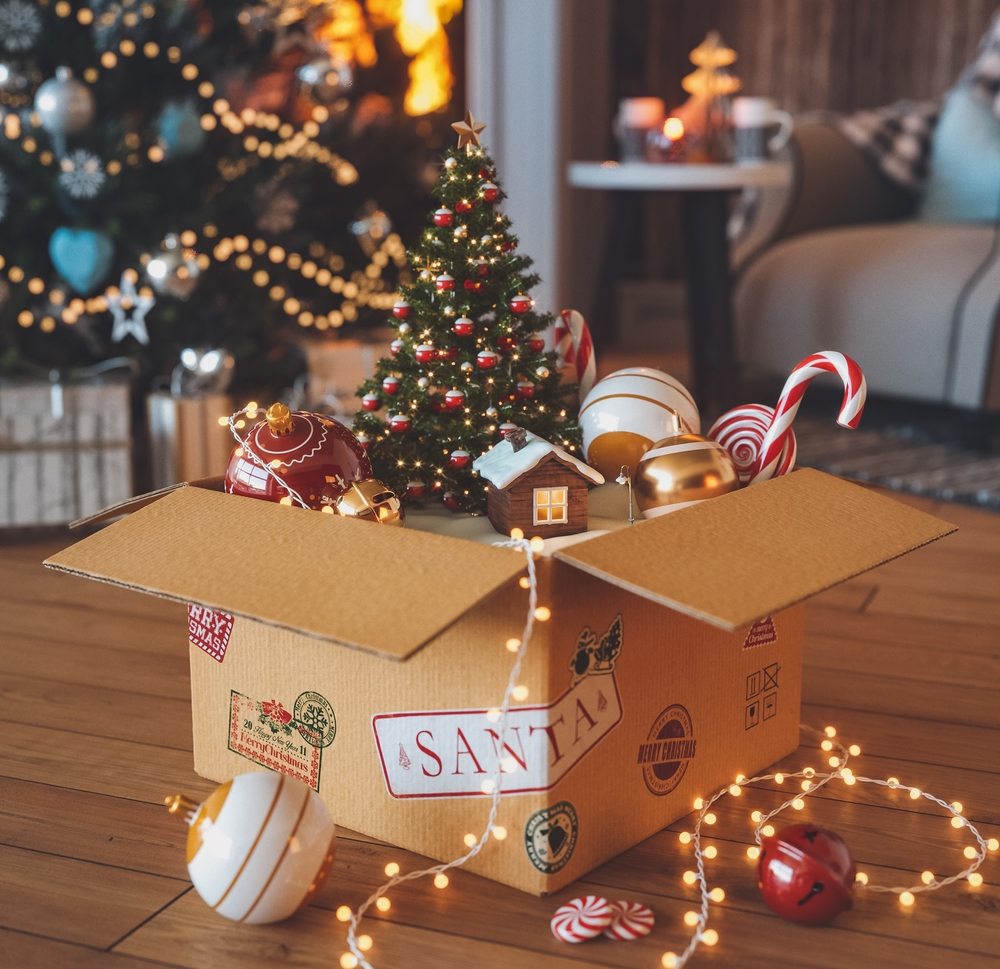 How to make room for all your new Christmas loot